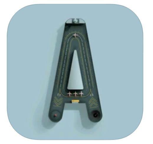 Alphaputt Typografie und Minigolf App (iOS) Gratis im App Store downloaden (statt 4,49€)