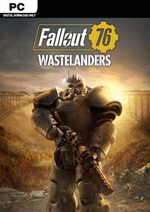 Fallout 76: Wastelanders - PC Download für 6,79€ (statt 9€)