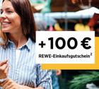 100€ REWE Gutschein für die Eröffnung des kostenlosen Commerzbank Girokontos