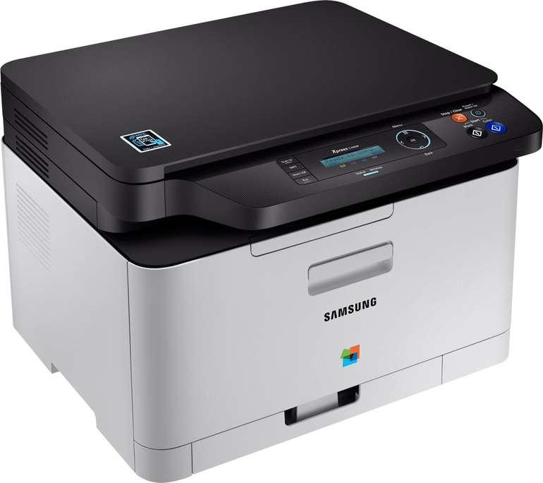 Samsung Xpress C480W 3-in-1 Laser-Multifunktionsdrucker für 193,99€ inkl. Versand (statt 227€)
