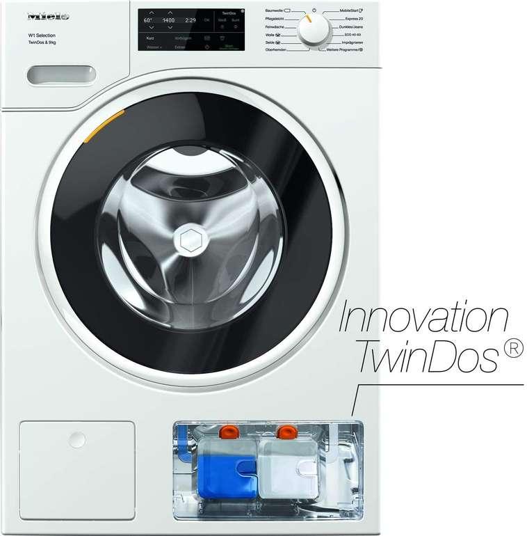 "Miele ""WSG663WCS"" Waschmaschine (9 kg, auto. Dosiersystem, 1400 U/min, A+++) für 884€ inkl. Prime Versand (statt 1.089€)"