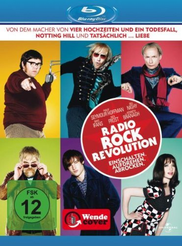 Radio Rock Revolution (Blu-ray) für 3,68€ inkl. VSK