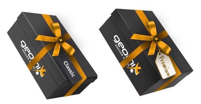 Geomix Black Boxes mit zufällig ausgewählten Premium Marken Artikeln ab 9,99€
