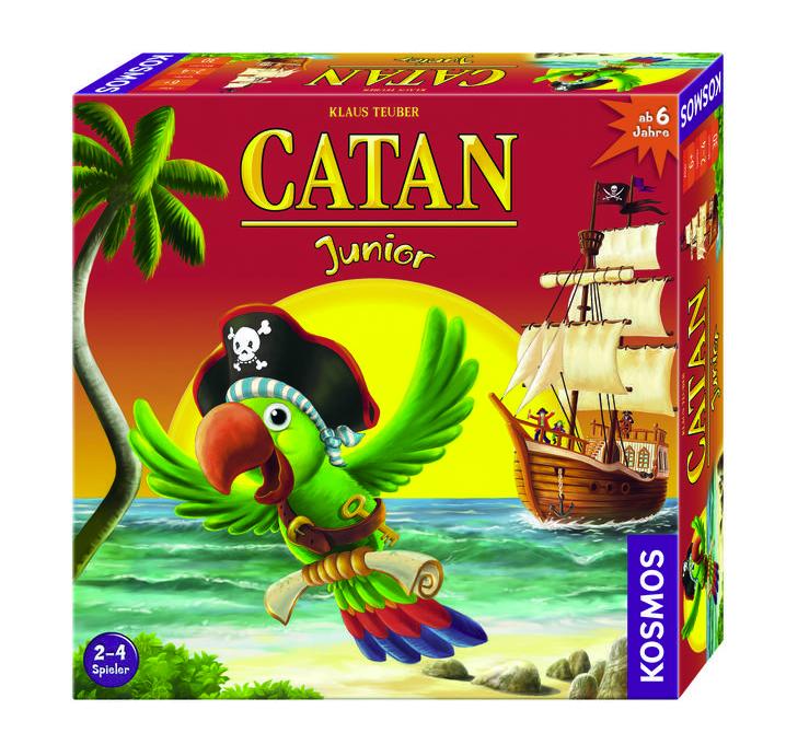 Kosmos Catan Junior (697495) für 18,49€ inkl. Versand (statt 22€)
