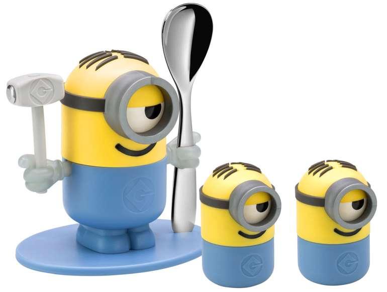 WMF Eierbecher + Salzstreuer im Minion-Design für 17,61€ inkl. Versand (statt 20€)