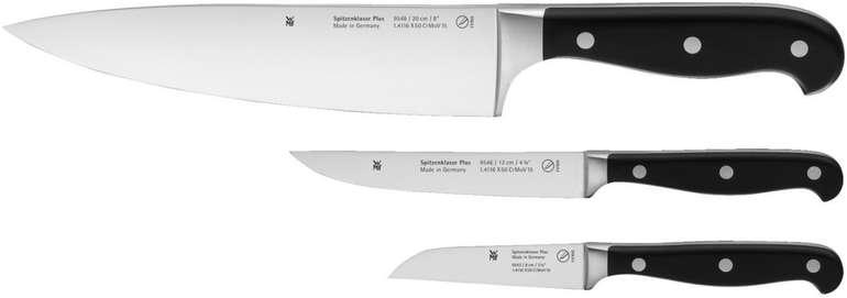 WMF 3-teiliges Messerset Spitzenklasse Plus für 59,99€ inkl. Versand (statt 72€)