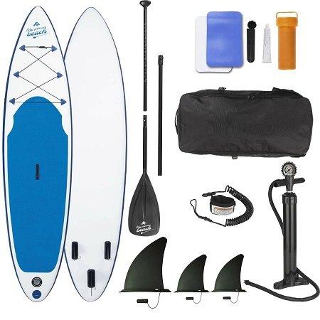 Easymaxx Stand Up Paddle Board mit Zubehör für 224,90€ inkl. VSK (statt 266€)