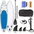Easymaxx Stand Up Paddle Board mit Zubehör für 189,99€ inkl. VSK (statt 240€)