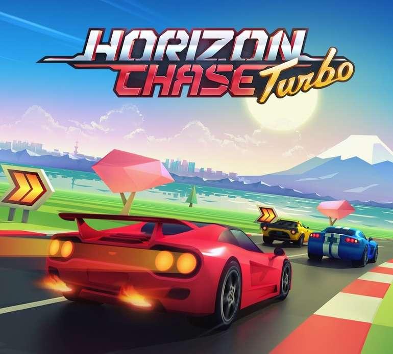 Horizon Chase Turbo bis zum 22. März kostenlos spielen (Steam)