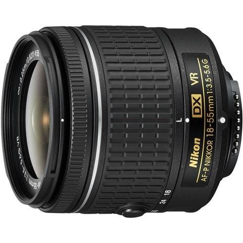 Nikon AF-P DX Nikkor Zoomobjektiv (18-55mm, f3.5-5.6G VR) für 78,99€ inkl. Versand (statt 156€)