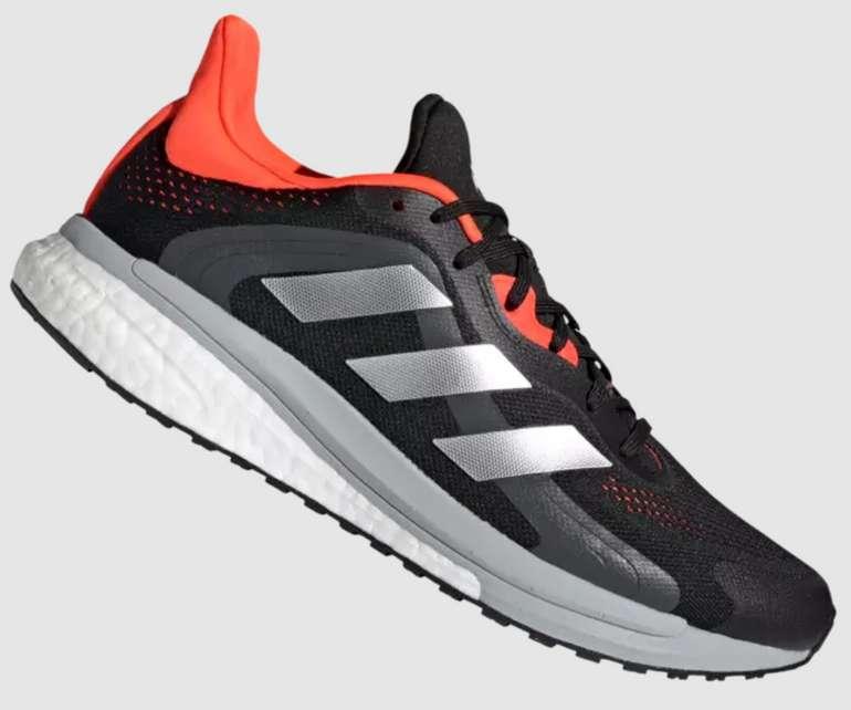 adidas Herren Laufschuh Solar Glide 4 ST M schwarz/rot für 79,95€ inkl. Versand (statt 96€)