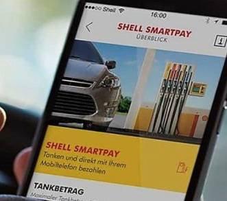 Schnell! - Gutschein: 5€ Paypal Rabatt über die Shell App (Gutschein abspeichern!)
