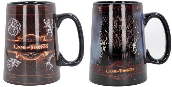 Doppelpack Game of Thrones Keramik-Krüge für 19,49€ inkl. VSK