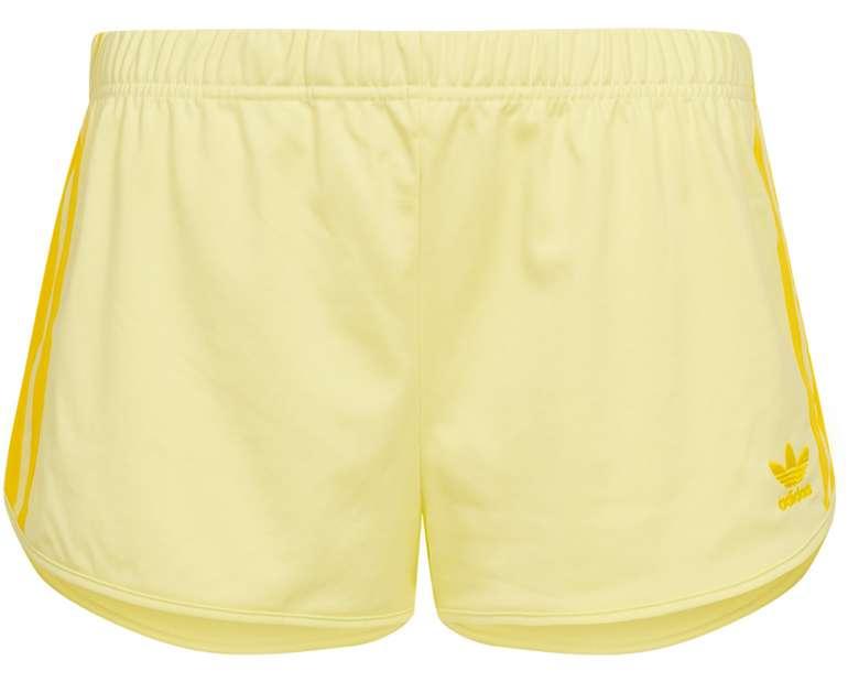 adidas Originals 3 Stripes Damen Shorts für 13,94€inkl. Versand (statt 20€)