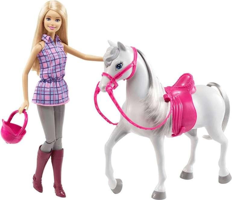 Mattel Barbie & Pferd (DHB68) für 29,85€ inkl. Versand (statt 36€)