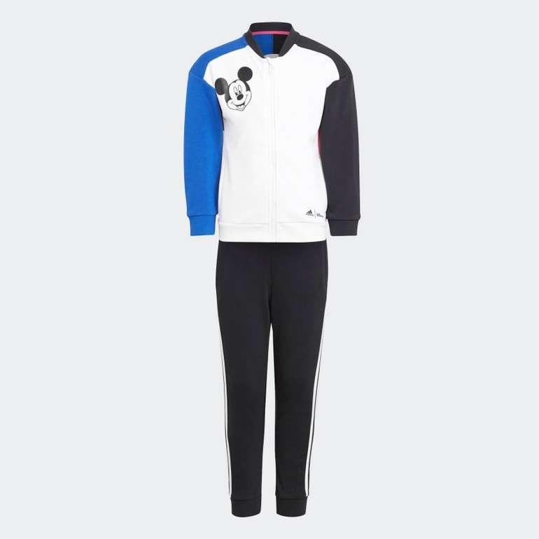 Adidas Disney Mickey Mouse Kinder Jogginganzug für 45,50€ inkl. Versand (statt 65€)