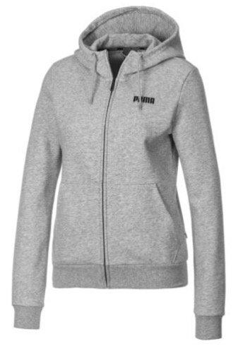 Puma Essentials Damen Fleece Sweatjacke für 24,95€ (statt 35€)