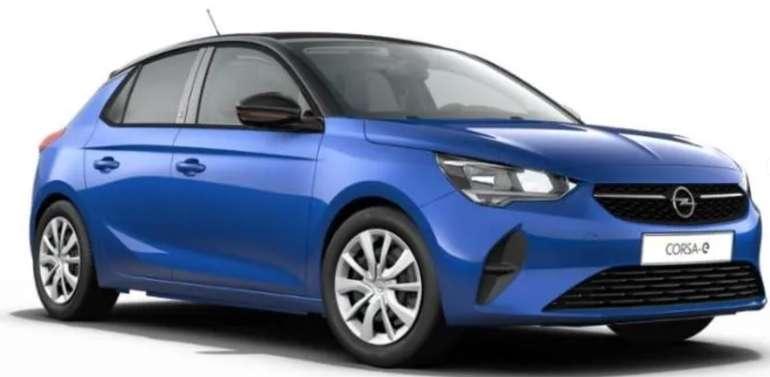 Gewerbe Leasing: Opel Corsa-e Edition (136 PS, 50 kWh) für 67€ netto mtl. (Überführung: 836€, BAFA, LF: 0.25)