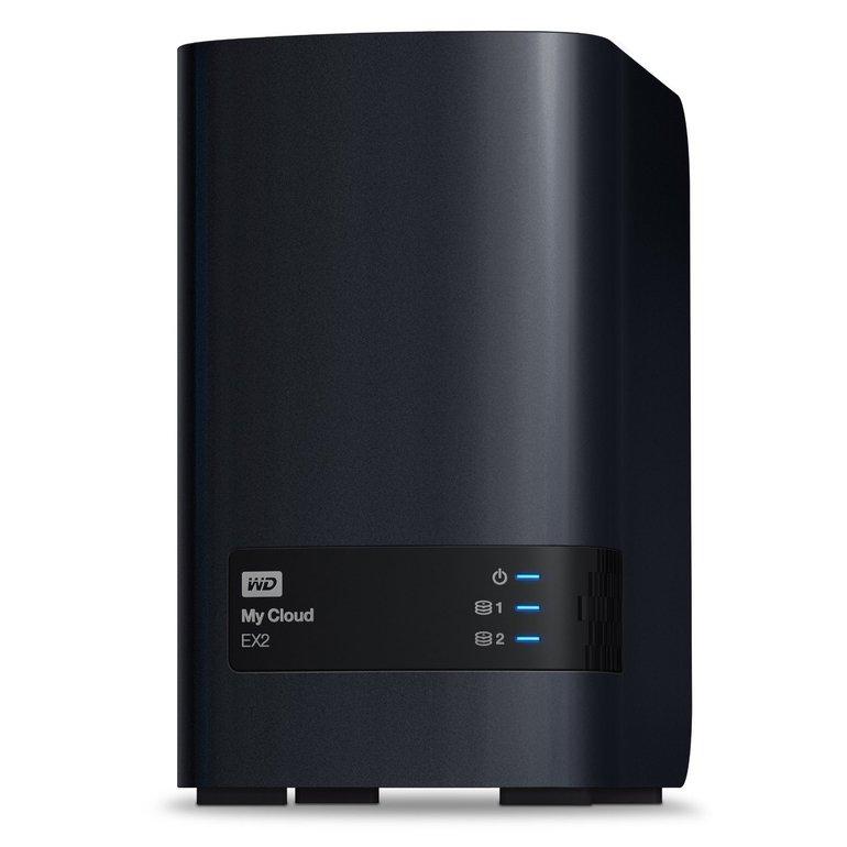 WD My Cloud EX2 Persönlicher Cloud Storage (Leergehäuse) für nur 109€