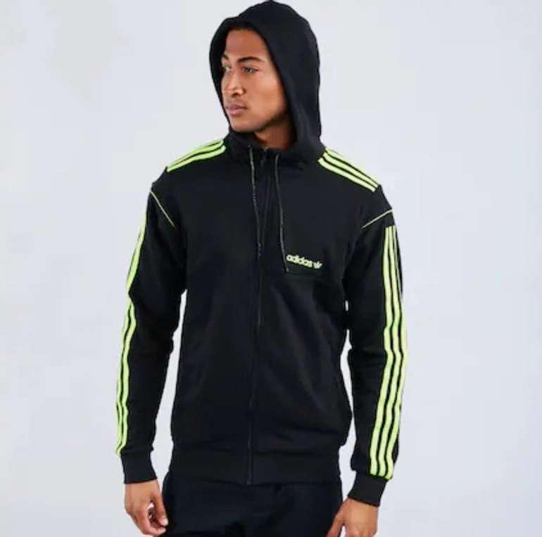 Adidas Legend BR-8 Full Zip Herren Hoodie für 29,49€ inkl. Versand (statt 58€) - nur in XS und S!