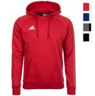 Adidas Performance Core 18 Kapuzenpullover für 19,95€ inkl. Versand (rot/blau)
