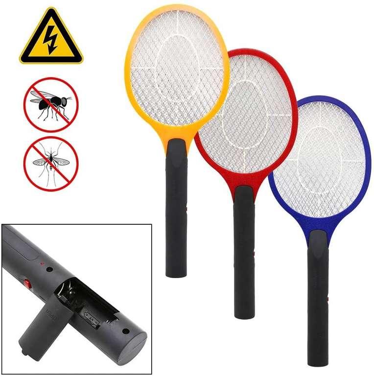Wolketon elektrische Fliegenklatschen im 3er Pack für 9,79€ inkl. Versand (statt 14€)