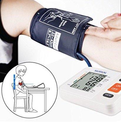 Nursal Oberarm-Blutdruckmessgerät für 15,99€ inkl. Versand mit Prime!
