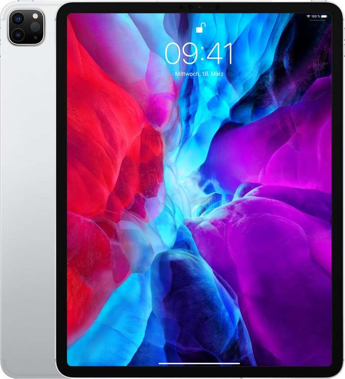 Apple iPad Pro 12.9 (2020) 512GB WiFi + LTE für 1.184,62€ (statt 1.355€)