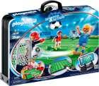 Playmobil Sports & Action (70244) - Fußballarena & Spielfiguren für 30€ inkl. Versand (statt 43€)