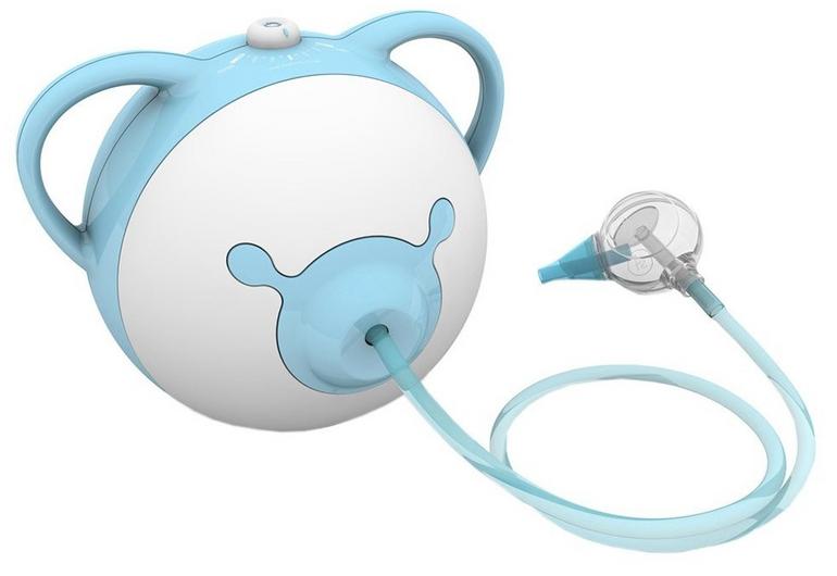Nosiboo Pro Nasensauger (elektrisch) für 92,99€ inkl. Versand (statt 123€)