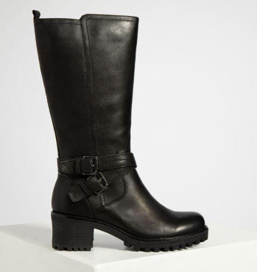 Mishumo Stiefel in Schwarz für 62,45€ inkl. Versand (statt 76€)