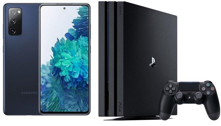 Samsung Galaxy S20 FE + Sony Playstation 4 Pro 1TB inkl. Telekom Allnet mit 10GB LTE für 29,99€ mtl.