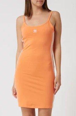 Adidas Kleid mit Logo-Streifen für 13,99€ inkl. Versand (statt 17€) - Größe 32-38!