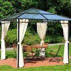 Leco Hardtop Pavillon + Seitenteile für 459,99€ inkl. Versand