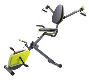 Hammer Sport 4856 Wonderbike Heimtrainer für 111€ inkl. Versand (statt 173€)