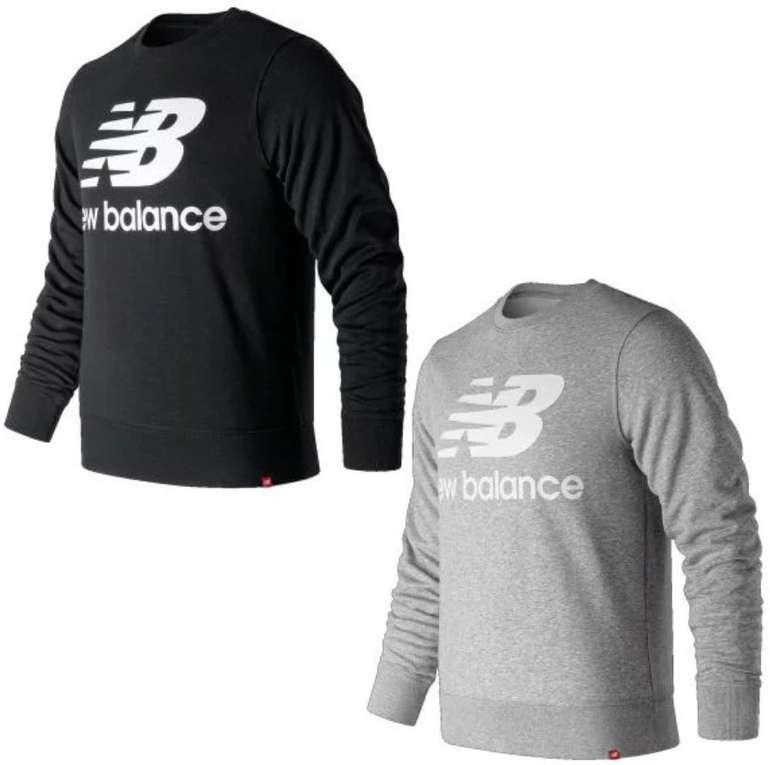 New Balance Freizeitpullover Essential Stacked Logo Crew für 30,95€ inkl. Versand (statt 41€)