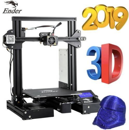 Creality Ender-3 Pro 3D Drucker (Upgraded Version) für 161,99€ (Vergleich: 190€)