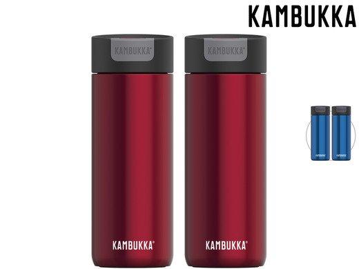 2x Kambukka Olympus Thermobecher (500 ml) für 27,95€ inkl. Versand (statt 40€)