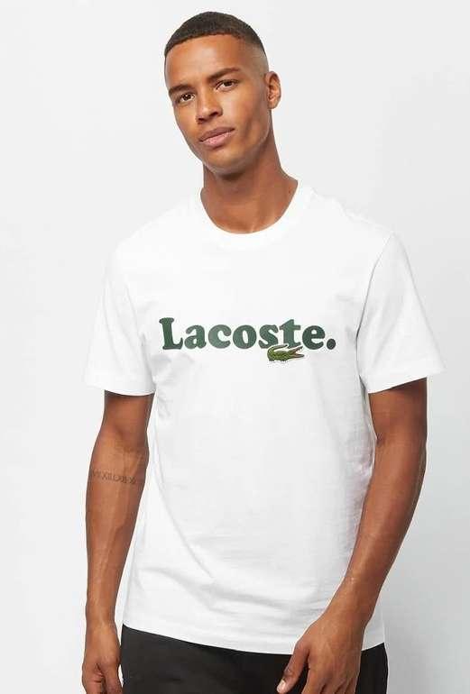 Lacoste Herren T-Shirt Crew Neck für 35,98€ inkl. Versand (statt 44€)