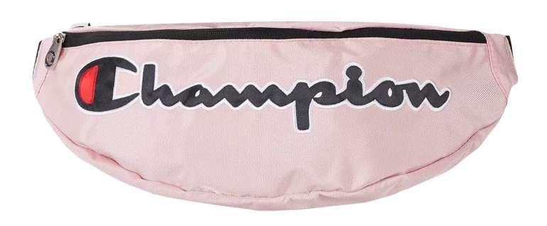 Champion Bauchtasche mit Logo-Applikation in Rosé für 26,24€ inkl. Versand (statt 39€)