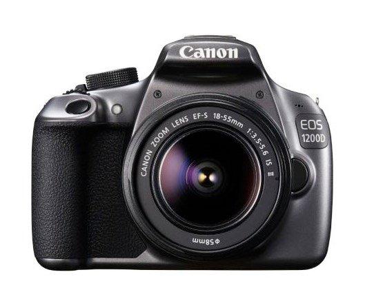Canon EOS 1200D Kit 18-55mm IS II + 16GB Eyefi für 299€