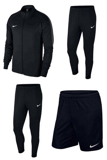 4-teiliges Nike Academy 18 Trainingsset (Jacke, Hose, T-Shirts, Shorts) für 51,99€ inkl. VSK