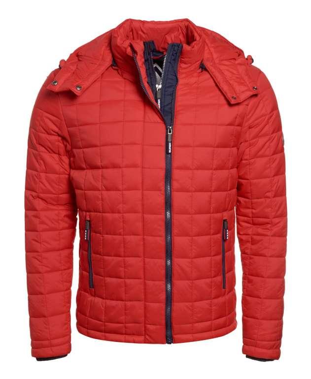 Verschiedene neue Superdry Jacken (Herren) für 51,95€ inkl. Versand