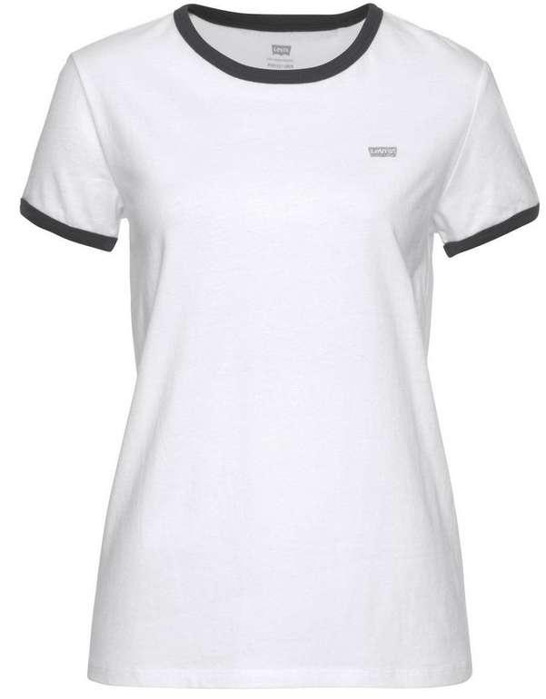 Levi's Damen Shirt Perf Non-Graphic Ringer für 22,87€ inkl. Versand (statt 28€)