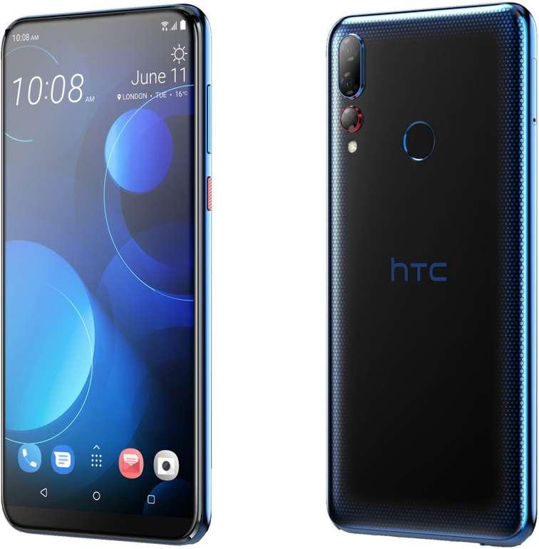 "HTC Desire 19 Plus - 6,2"" Smartphone (64 GB, 4GB RAM, Dual Sim) für 129€ inkl. Versand (statt 170€)"