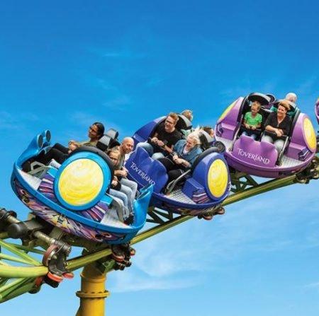 Eintritt Toverland Freizeitpark + 2 ÜN/F & Wellness im 4* Hotel ab 119€ p.P.