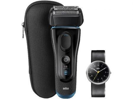 Rasierer Braun Series 5 mit Braun Armbanduhr für 149€ inkl. Versand (statt 189€)