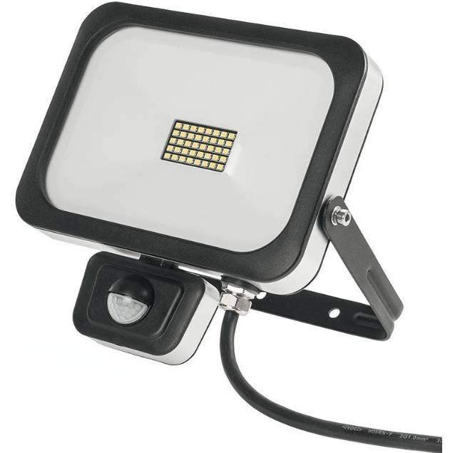 ELV 20 W Slim LED Flutlichtstrahler mit Bewegungsmelder für 19,95€ inkl. Versand