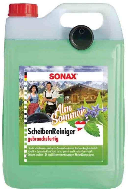 """Sonax Scheibenreiniger """"Almsommer"""" von Sonax (5 Liter) für 7,99€bei Abholung (statt 12€)"""