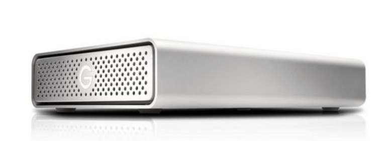 G-Technology externe HDD-Festplatte mit 14 TB (USB-C, 195 Mb/s) für 333€ inkl. Versand (statt 395€)